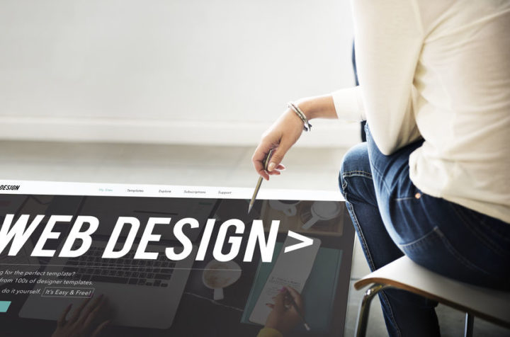 A Freelance Web Designer